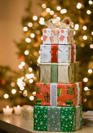 Неожиданный подарок на Новый Год