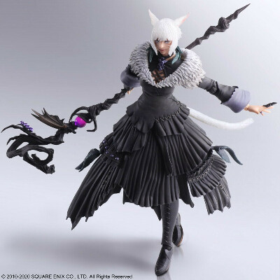 Фигурка Y'shtola Rhul из игры Final Fantasy XIV