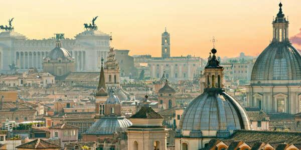 Итальянские каникулы 🇮🇹