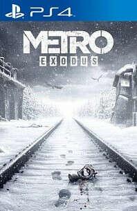 METRO: Исход (PS4)