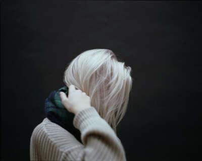 Покрасится в блонд