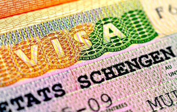 Сделать шенген