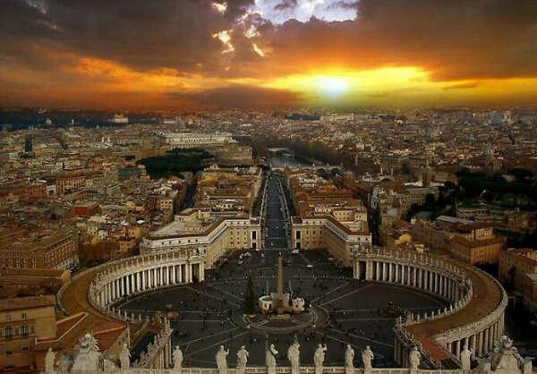 Побывать в Ватикане