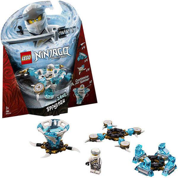 Купить конструктор Lego Ninjago 70661 Лего Ниндзяго Зейн - мастер Кружитцу в интернет магазине Toy.ru
