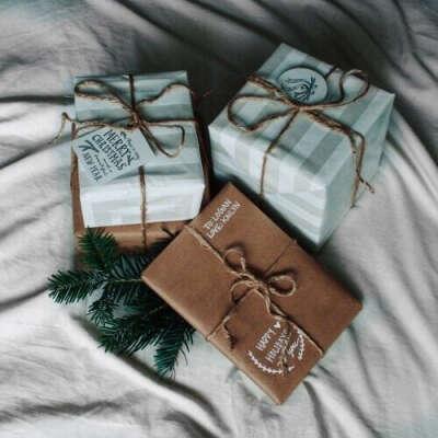 Сделать новогодние подарки родным