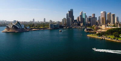 Пожить в Австралии