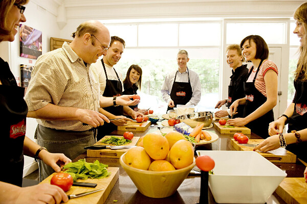 Посетить курсы кулинарии