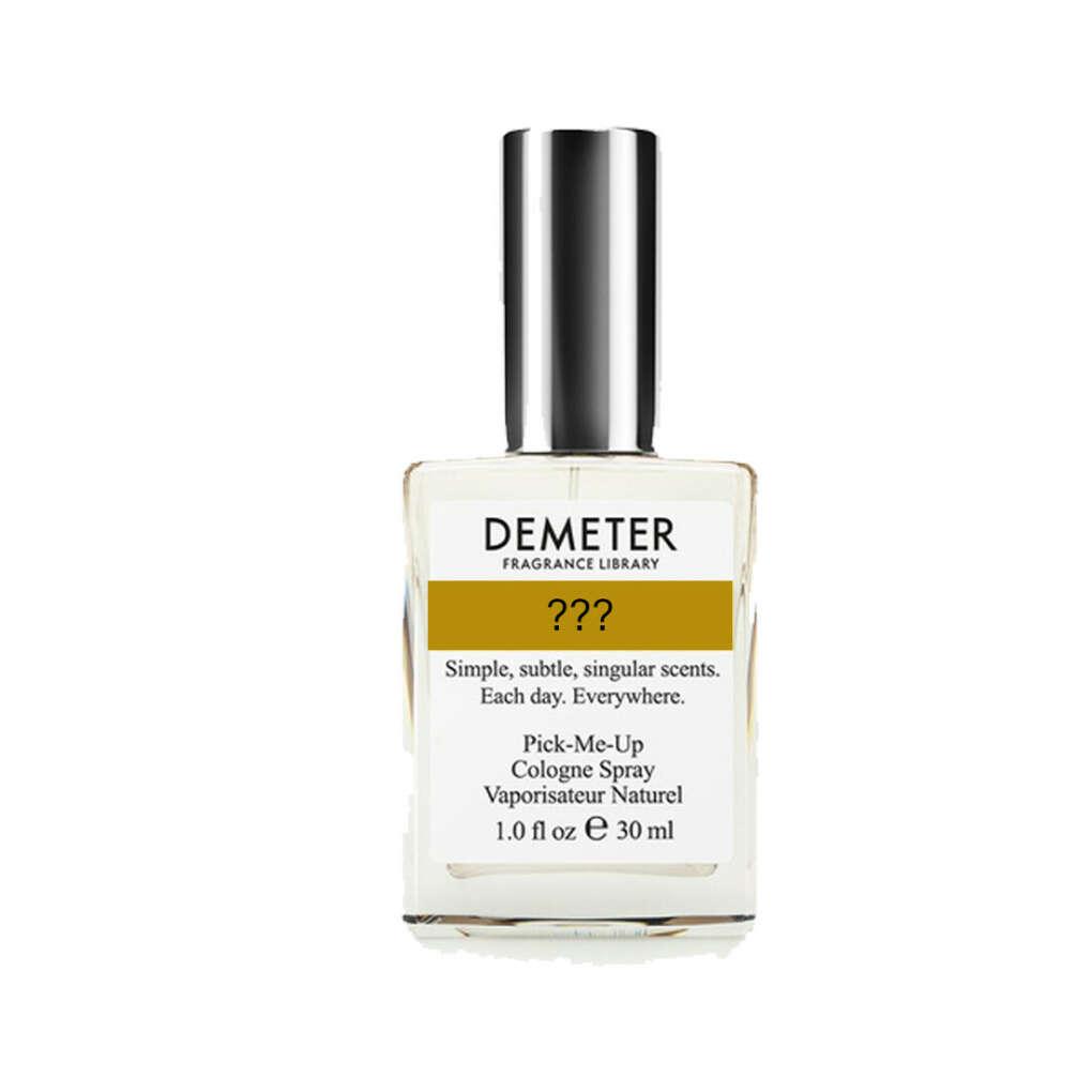 Demeter духи (запах, который ассоциируется у вас со мной/подходит мне на ваш вкус) :3