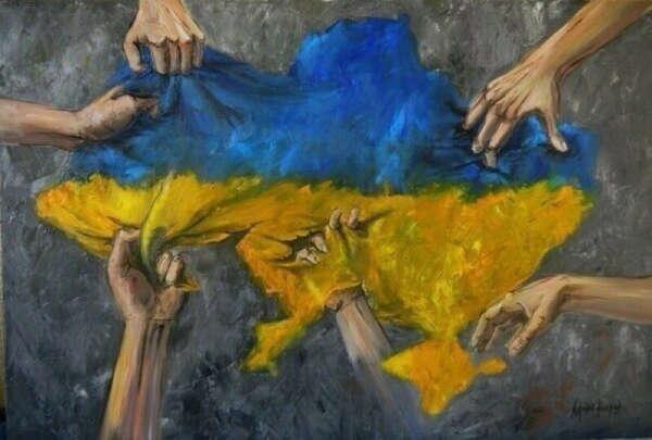 Мир на Украине