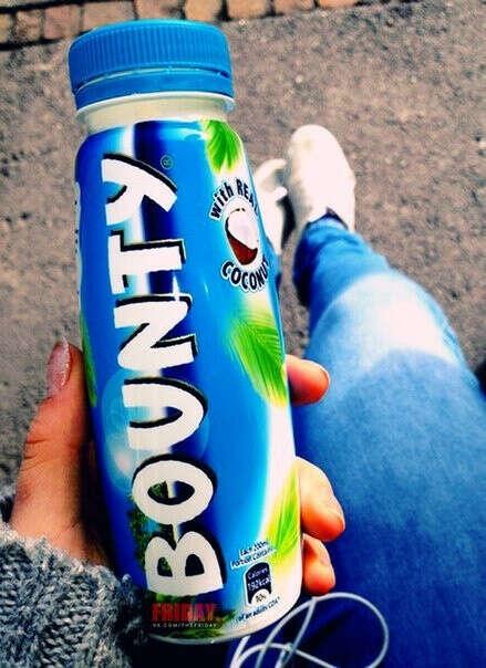 напиток баунти