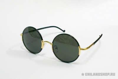 Очки Леон зеленые