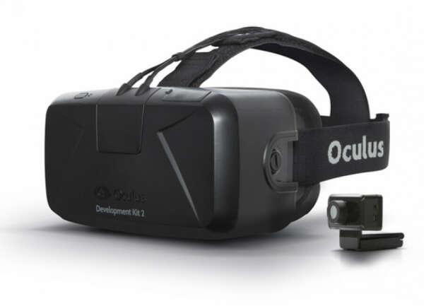 Oculus Rift DK2 (Developer Kit 2)