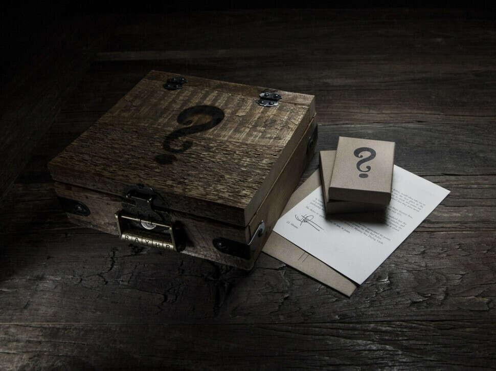 The Lockbox