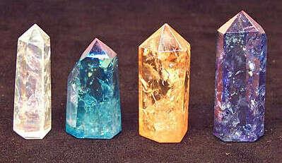 Изучать кристаллы и камни