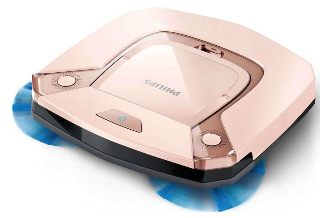 Робот-пылесос Philips SmartPro Easy FC8795/01