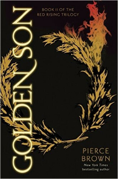 Golden Son: Book II of The Red Rising Trilogy: Pierce Brown: 9780345539816: Amazon.com: Books