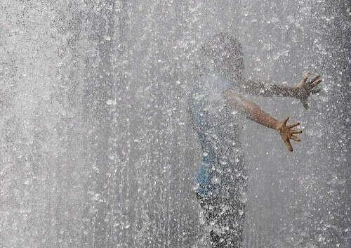 Відчути ось таку енергію води!