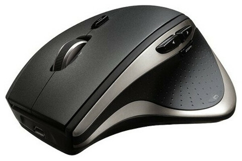 Logitech Performance Mouse MX Black