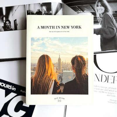 Ежедневник Month in New York