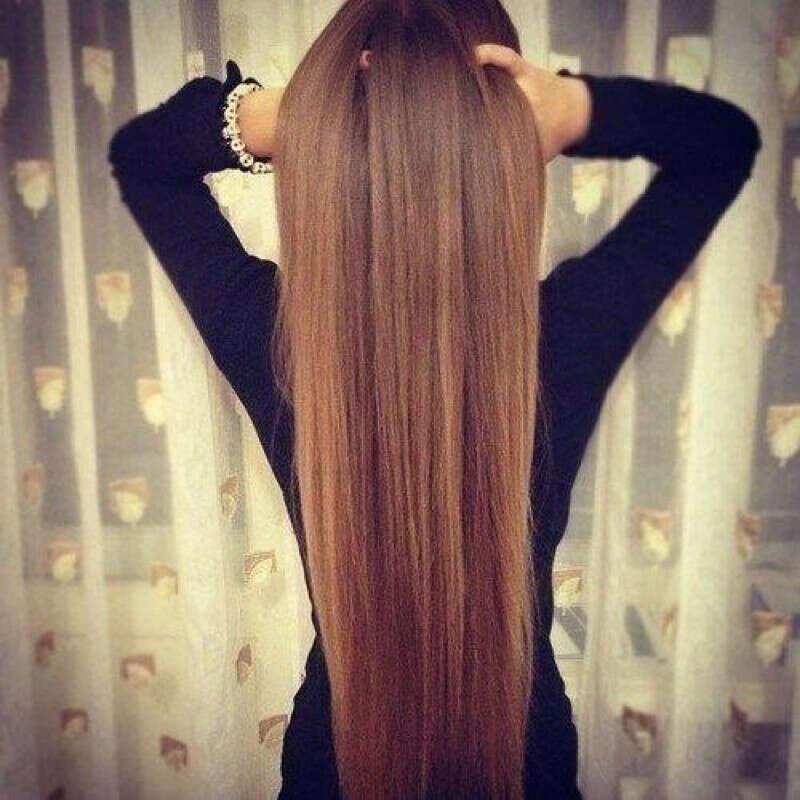Хочу длинные красивые волосы