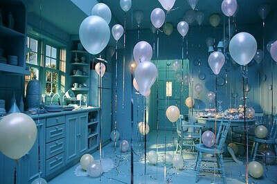 вечеринка-сюрприз