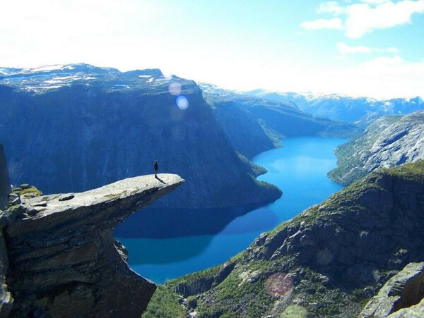 Увидеть норвежские фьорды