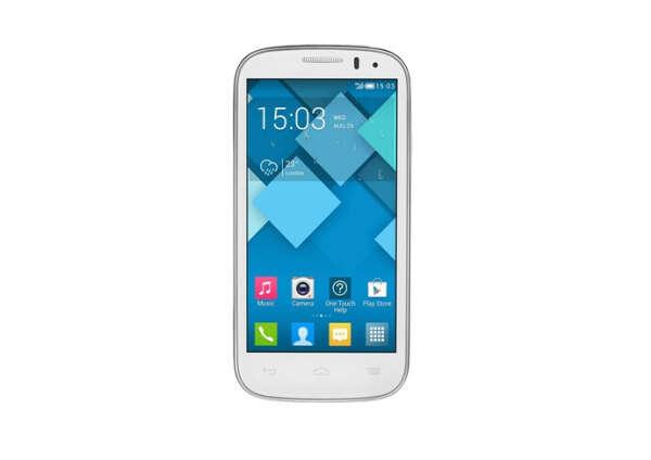 Смартфон Alcatel POP C5 OT-5036D White