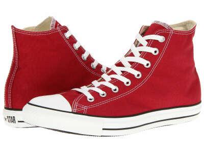Красные Converse
