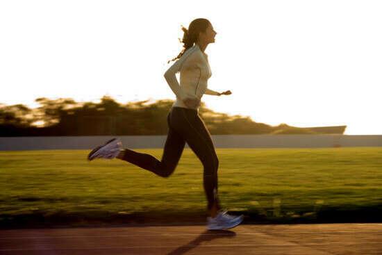 Приучить себя к бегу