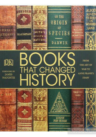 Книга Books That Changed History