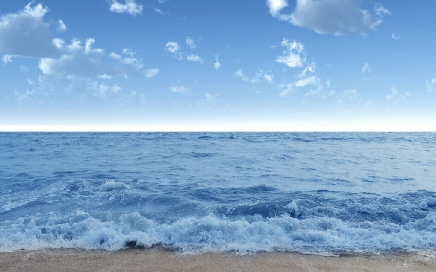 Хочу увидеть море