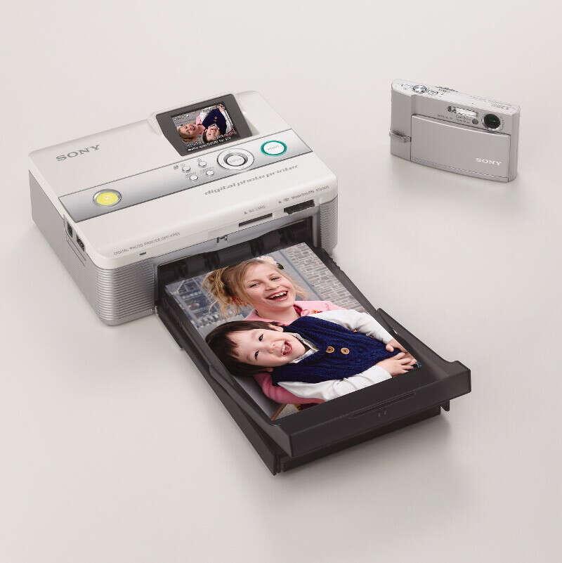 Машинка для печати фото