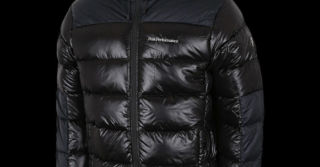 Peak Performance Frost Glacier Down Hood Jakke