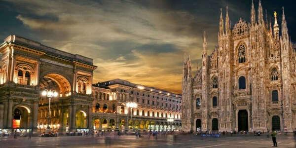 Побывать в Милане