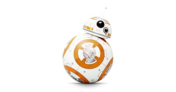 Программируемый дроид Sphero BB-8 смодулем обучения