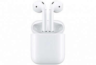 Беспроводные наушники Apple AirPods (2019) в футляре с возможностью беспроводной зарядки