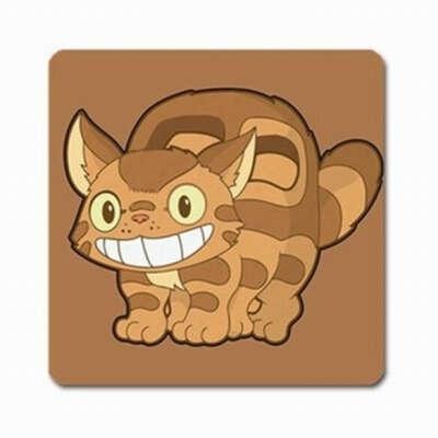 Beautiful Totoro Fridge Magnet - Anime Studio Ghibli cartoon cute catbus @