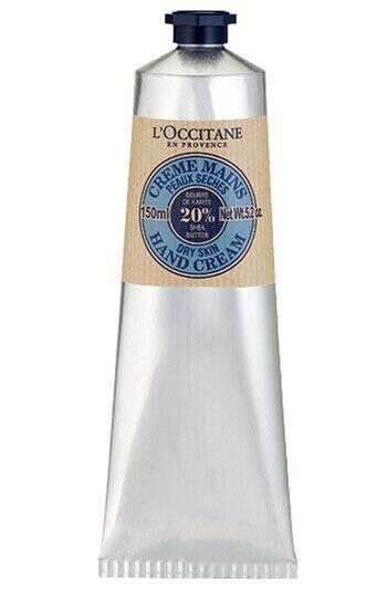 Крем для рук loccitane