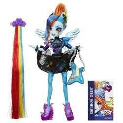 Кукла Рэйнбоу Дэш - Стильные Прически, Мои Маленькие Пони - купить в Империи Кукол - Империи Kids