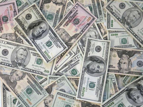 Много денег!