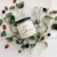 Сириус - ароматическая соевая свеча