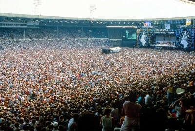 Концерт Queen