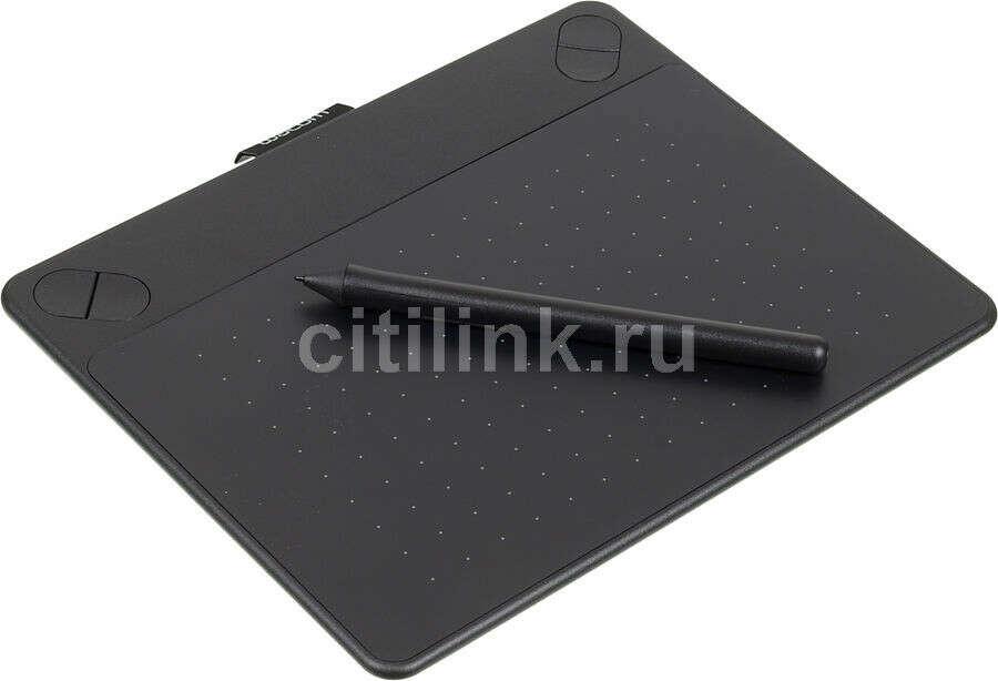 Графический планшет WACOM Intuos Photo PT S CTH-490PK-N А6 черный