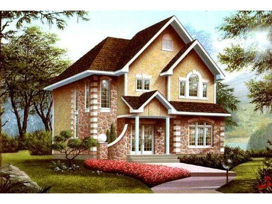 Уютный дом с садом для своей большой семьи
