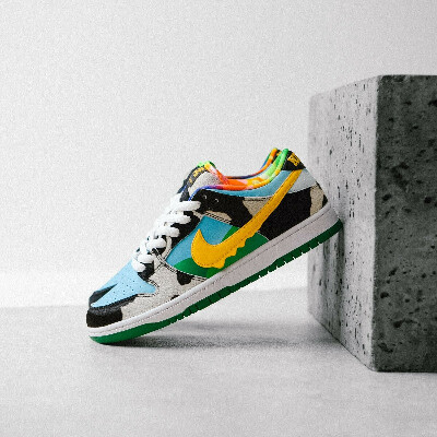 Nike Dunk ben and jerry's, 8us