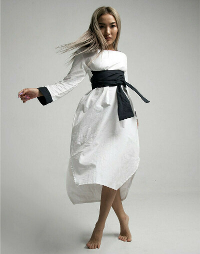 Платье Кумо от KATAMI WEAR