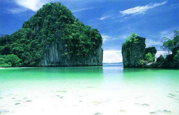 Побывать в Таиланде