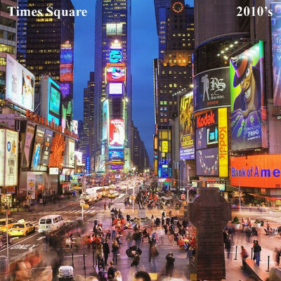 Хочу поехать в США, Нью-Йорк.