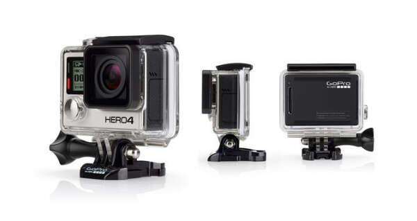 Хочу GoPro HERO4 Black Edition