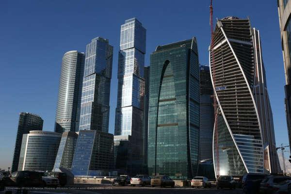 попасть в Москву и увидеть Москва сити